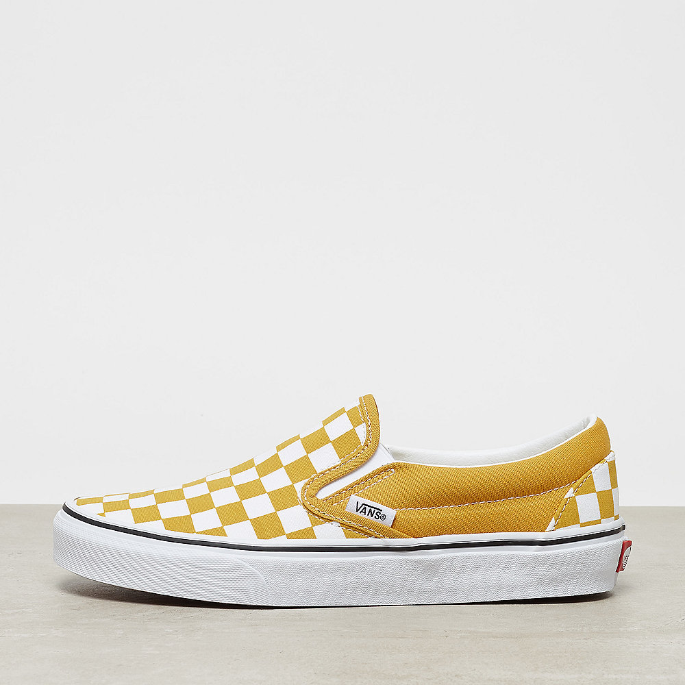 Vans UA Classic Slip-On yol yellow/true white