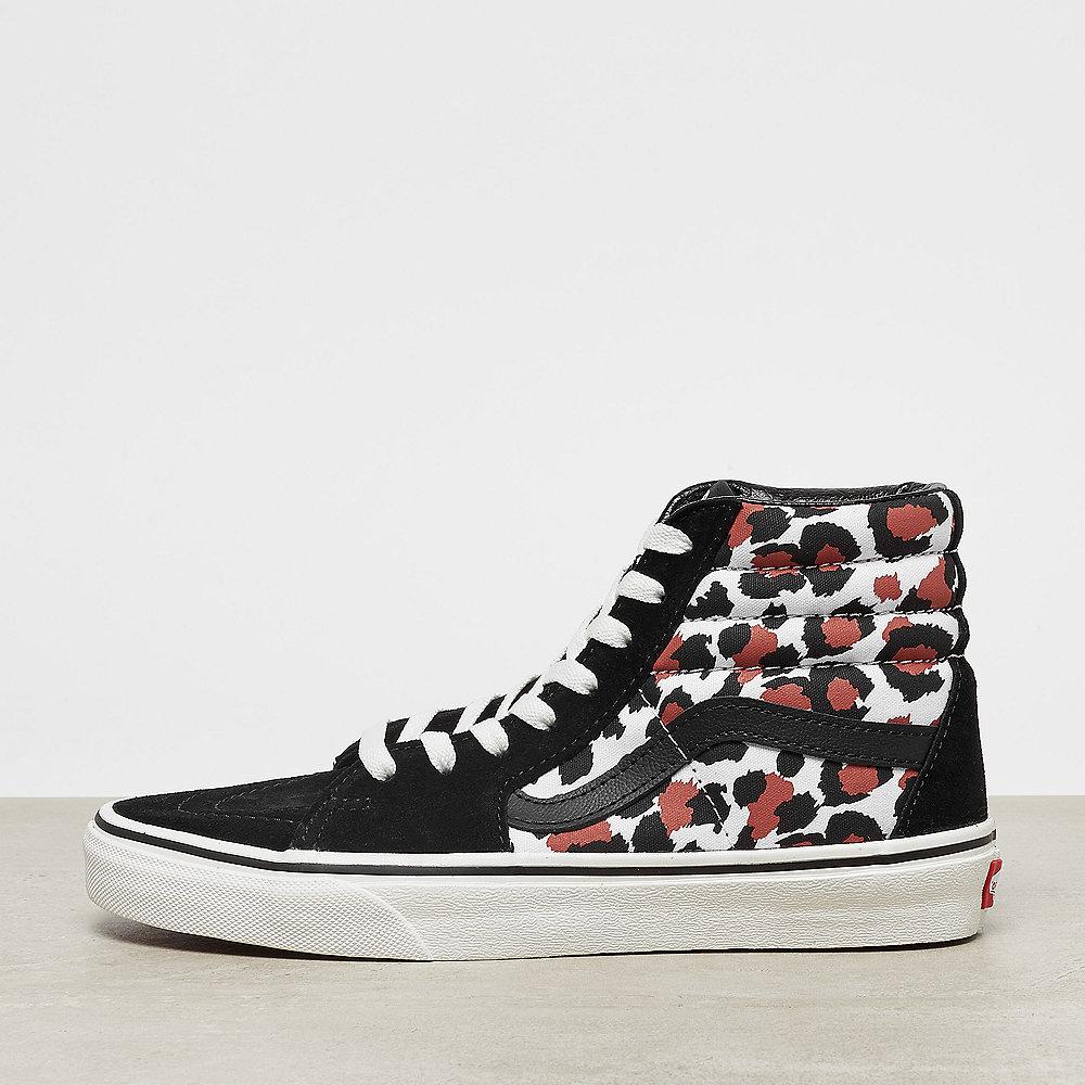 Vans UA SK8-Hi leopard black/true white