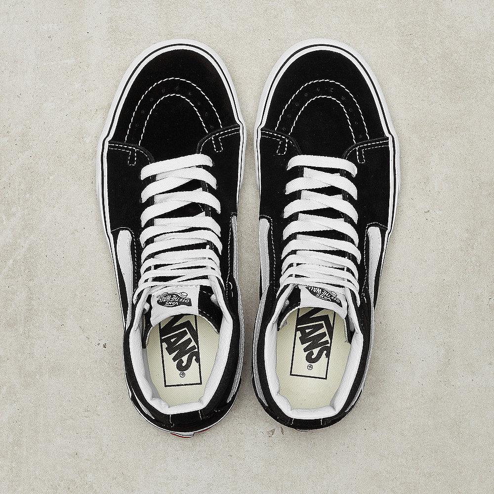 Vans UA Sk8-Hi Platform black/true white