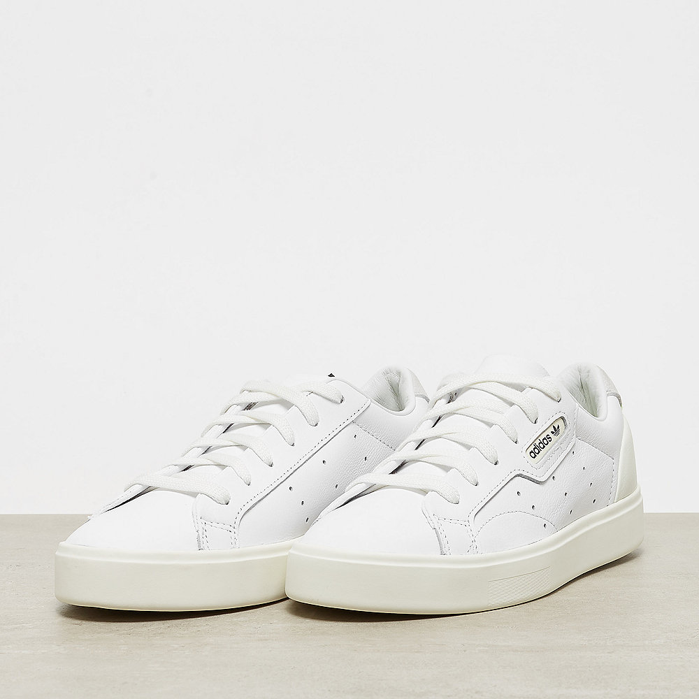 SLEEK Sneaker low footwear whitecrystal white