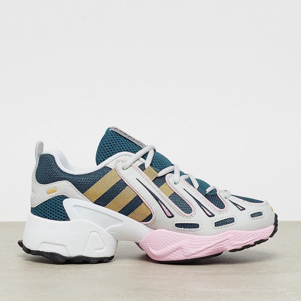 adidas EQT Gazelle W tech mineral/gold met./true pink