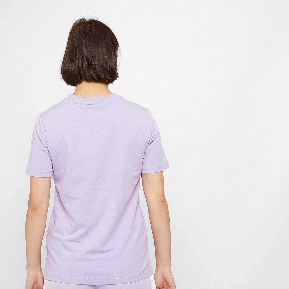 adidas Trefoil T-Shirt purple glow
