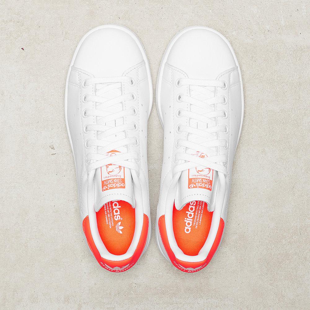 adidas Stan Smith ftwr white/solar orange/ftwr white