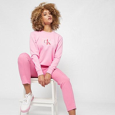 Calvin Klein Monogram Flock Box Logo Reg CN begonia pink