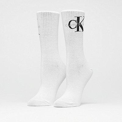 Calvin Klein Reissue Short Crew white