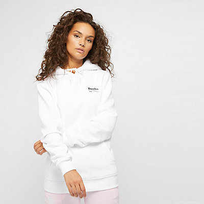 ONYGO Wmns Oversize Hoodie Boobs Chest white