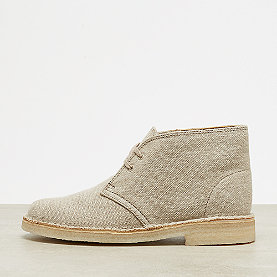 Clarks Originals Desert Boot natural canvas