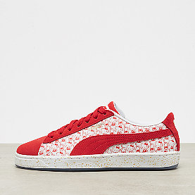 Puma Suede Classic x Hello Kitty bright red-bright red