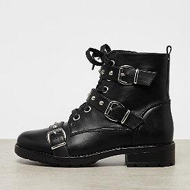 ONYGO Combat Buckle Boot black