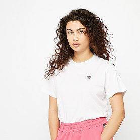 Fila Nova Cropped T-Shirt bright white