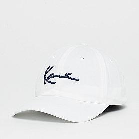 Karl Kani CC Signature Cap white/navy