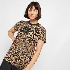 NIKE NSW T-Shirt Leo desert ochre/black