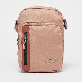 NIKE Tech Small Item Bag rose gold/dusty peach/metallic bronze