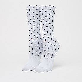 NIKE Air Knee High white/midnight navy/coral stardust