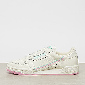 adidas Continental 80 off white/true pink/clear mint