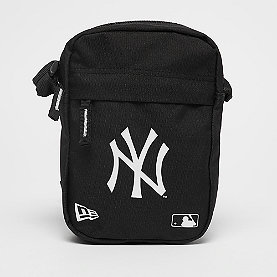New Era MLB Slide Bag New York Yankees black/white