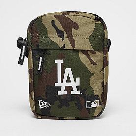 New Era MLB Stadium Bag Los Angeles Dodgers wdc/white