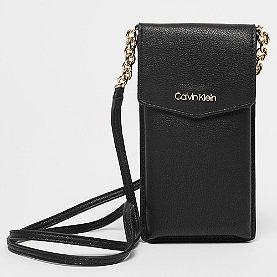 Calvin Klein CK Must Phone Pouch black