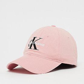 Calvin Klein J Logo Tape Cap pink