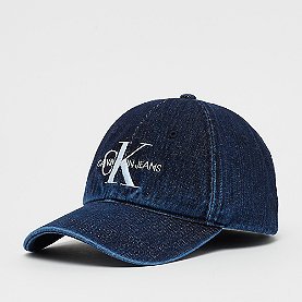 Calvin Klein J Monogram Denim Cap denim