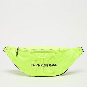 Calvin Klein Monogram Nylon Street Pack yellow