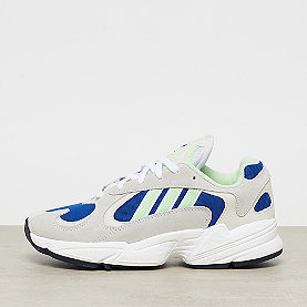 adidas Yung-1 ftwr white/glow green/collegiate royal