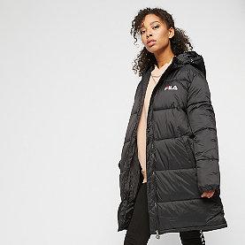 Fila Bronwed Puff Hood Jacket black
