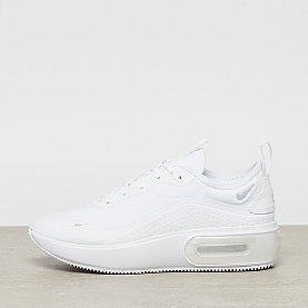 NIKE Air Max Dia white/mtlc platinum white