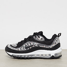 NIKE Air Max 98 LX blk/blk white