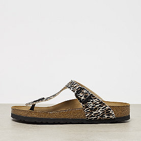Birkenstock Gizeh leo lilly brown orange