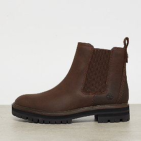 Timberland London Square Chelsea  md brown full grain