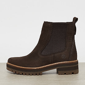 Timberland Courmayeur Valley Chelsea dark brown nubuck