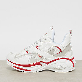 Buffalo Cai white/red