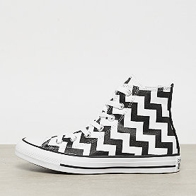 Converse Chuck Taylor All Star Glam Dunk HI white/black/white