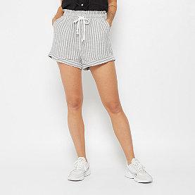 Edited Adanya Shorts grau/weiss