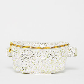 Mi-Pac Bum Bag Glitter white/gold