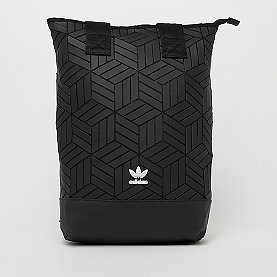 adidas BP Roll Top 3D black