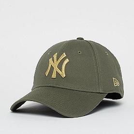 New Era Regional Injection New York Yankees olive/gold