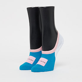 Calvin Klein patch Colour Block Snealer liner ocean blue