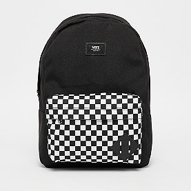 Vans New Skool Backpack Boys  black-checker