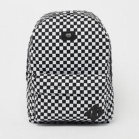 Vans Old Skool III Backpack black-white check