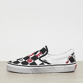 Vans UA Classic Slip-On Vans X Vivienne Westwood  checker/true white