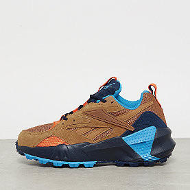 Reebok Aztrek Double Mix Trail  wild brown/collegiate navy/cyan