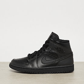 NIKE Air Jordan 1 black/black black/black