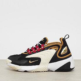 NIKE Nike Zoom 2K  black/metallic gold-white-sail