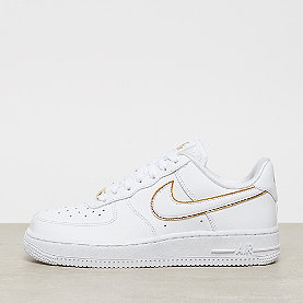 NIKE Nike Air Force 1 '07 Essential  white/white-metallic gold wht