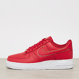 NIKE Nike Air Force 1 '07 gym red/gym red-white-metallic gold gym red/gym red-white-metallic gold