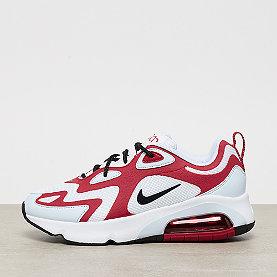 NIKE Nike Air Max 200 white/black-gym red-half blue  white/black-gym red-half blue