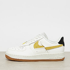 NIKE Air Force 1 '07 LX  sail/black-chrome yellow-white