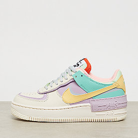 NIKE Air Force 1 shadow   pale ivory/celestial gold-tropical twist
